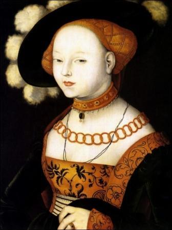 Femmes par Cranach