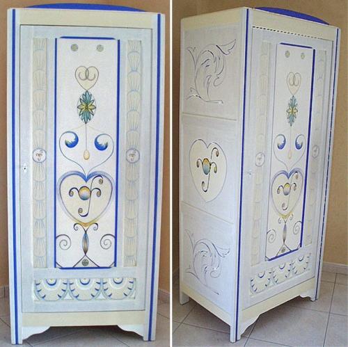 meuble,art,tarn,mobilier,meuble polychrome,meubles polychromes,alsace