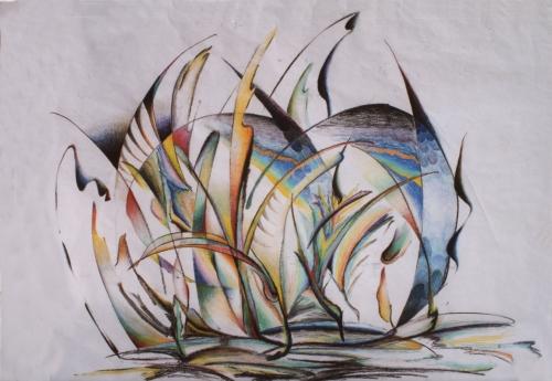 art,peintre,artiste,sys,eau,mer,vacances